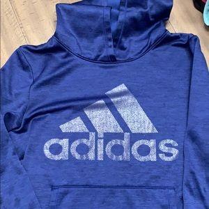 Girls Adidas Hoodie size 14